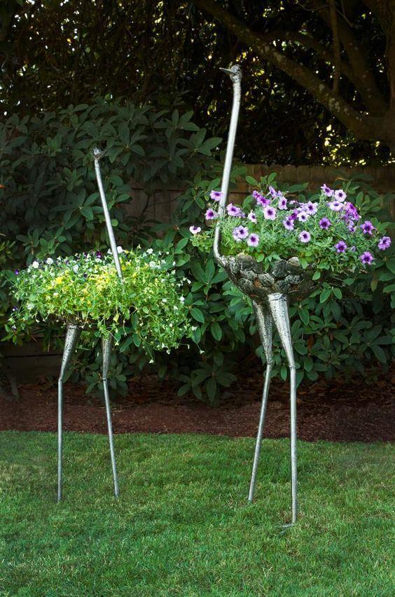 Креативные идеи для сада