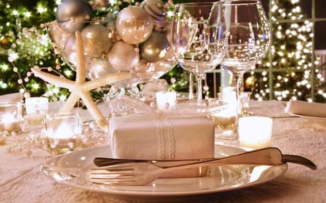 Сервировка и декор Новогоднего стола