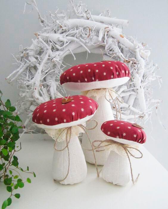 Текстильные грибы