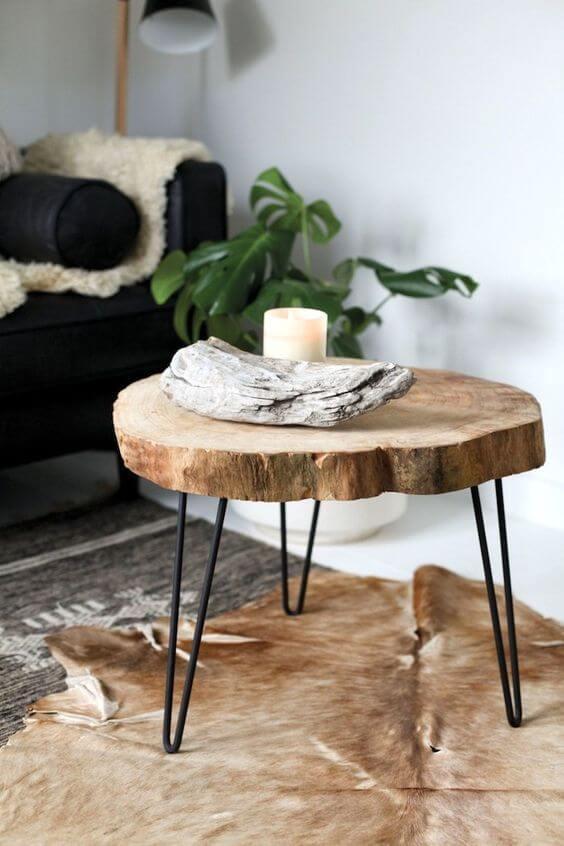 Столы в стиле лофт из слэбов