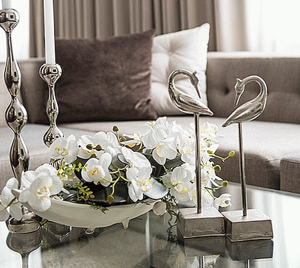 Орхидея в интерьере