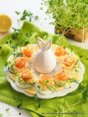 Декор блюд из вареных яиц