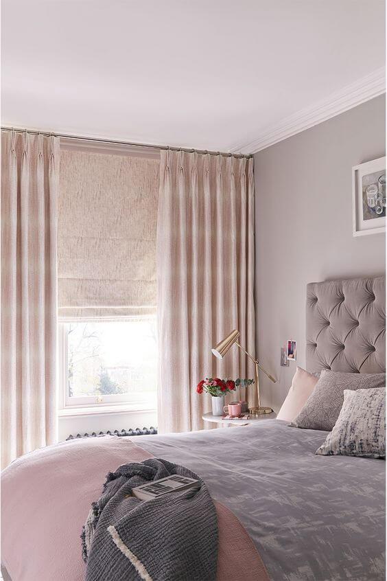 Модные шторы в интерьере
