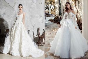 Свадебные платья 2020