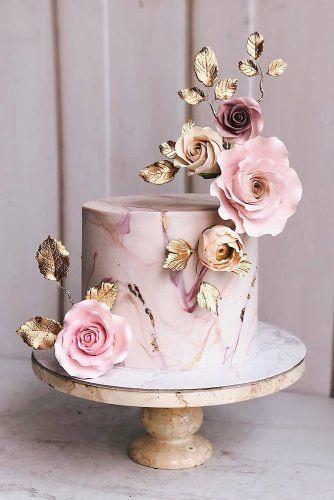 Идеи свадебного торта