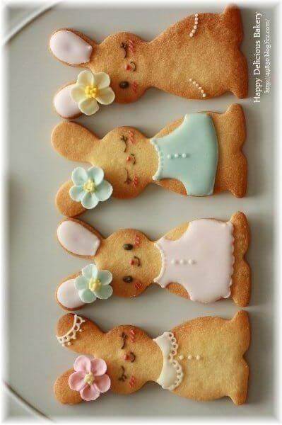 Печенье и пряники зверюшки
