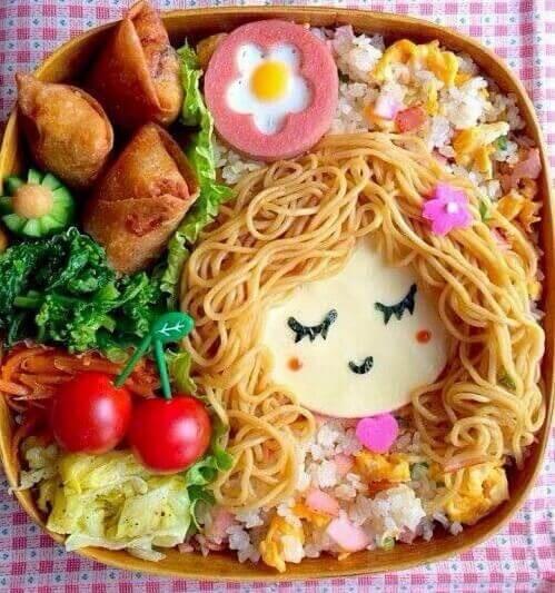 Детская еда