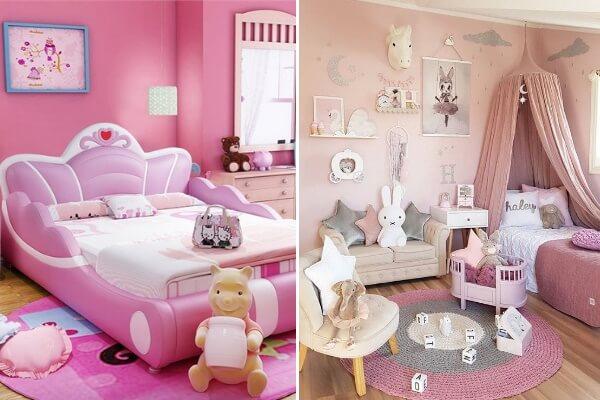 Девчачьи комнаты