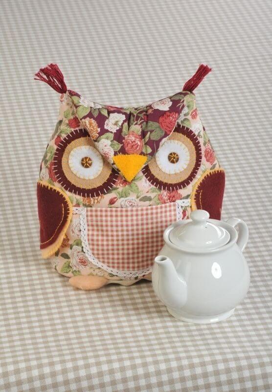 Грелка на чайник своими руками