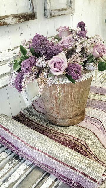 Летние цветочные композиции