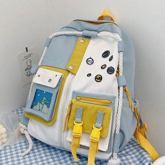 Модные школьные рюкзаки 2021